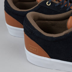 HUF Galaxy Shoes Blue Graphite / Cashew