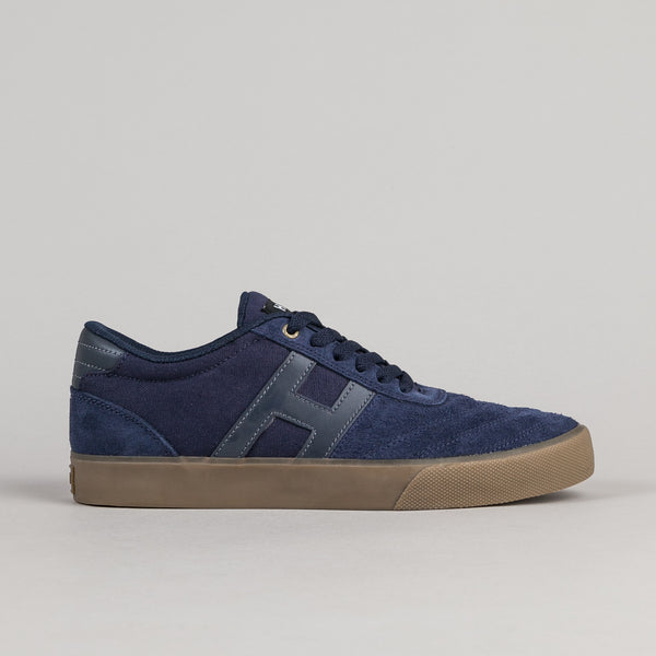 HUF Galaxy Shoes - Indigo / Gum / 3M