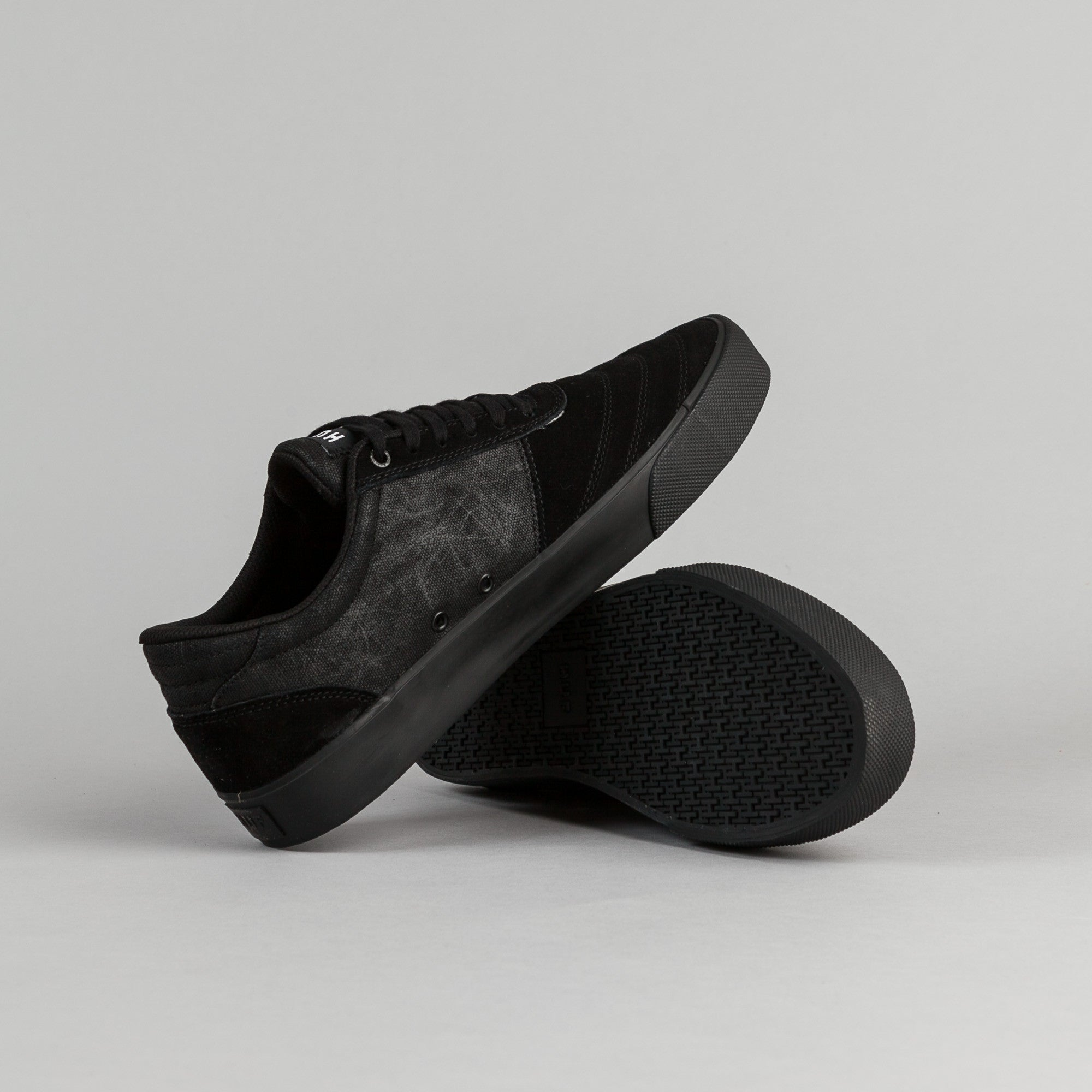 HUF Galaxy Shoes - Waxed Black