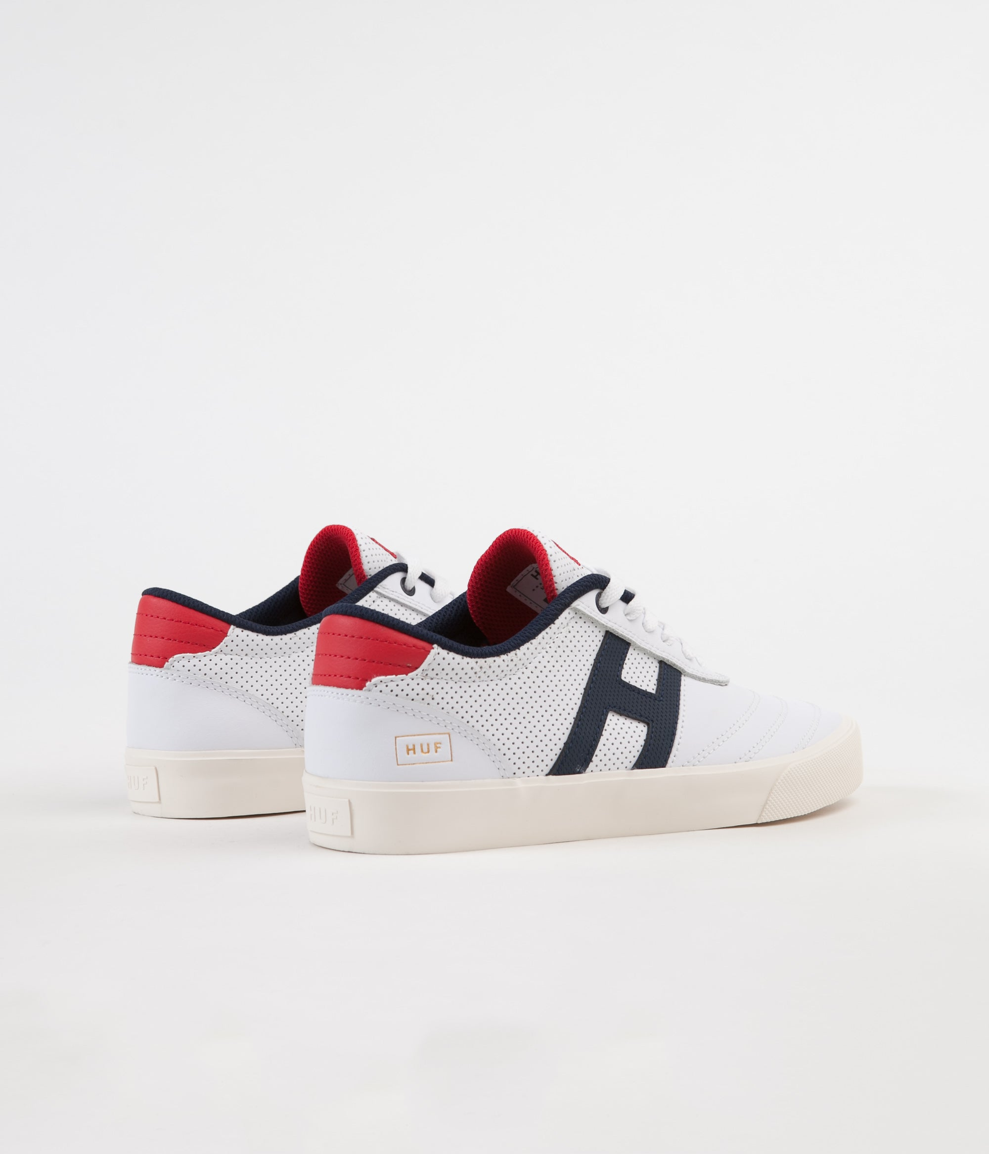 HUF Galaxy Shoes - White / Antique