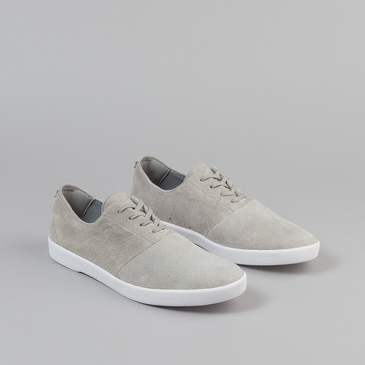 HUF Gillette Shoes - Light Grey