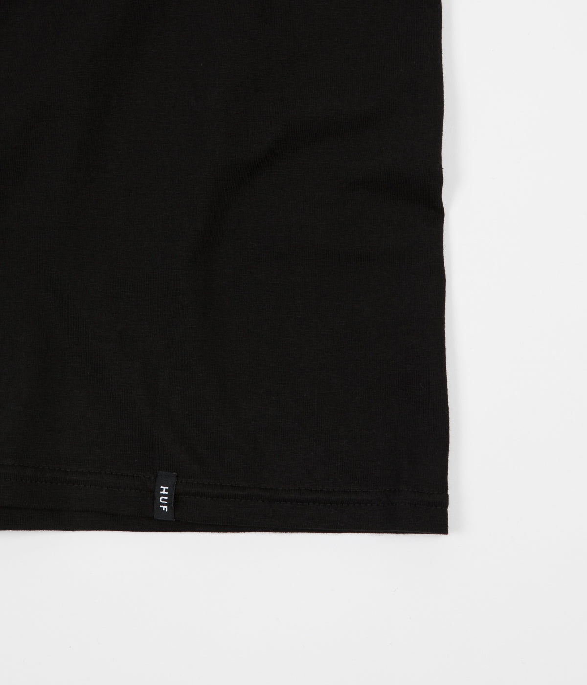 HUF Gradient Bar T-Shirt - Black