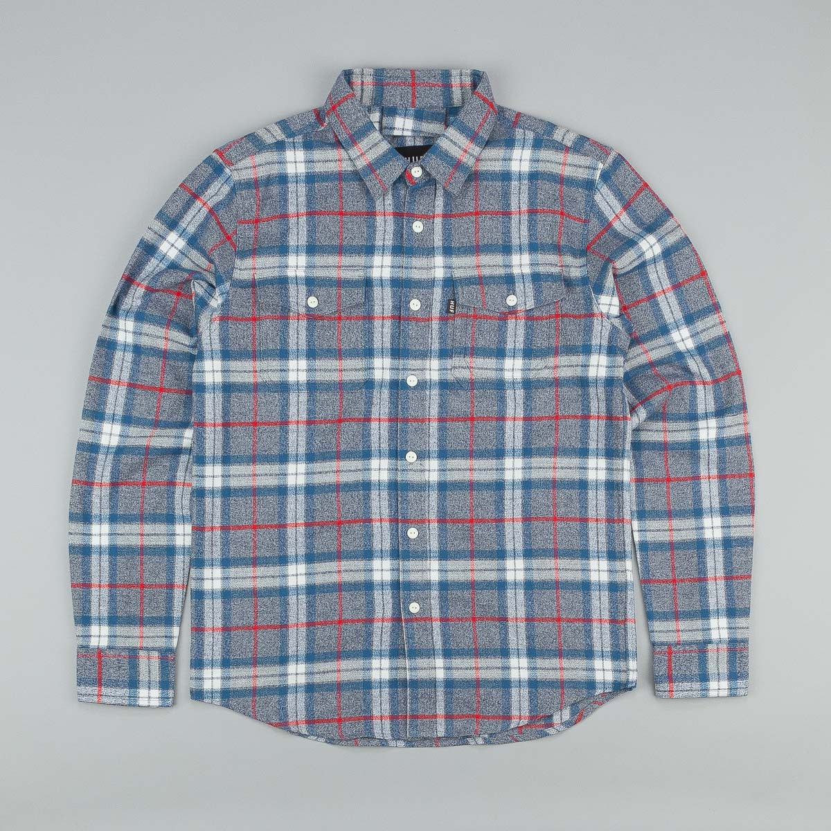 Huf Heavy Weight Flannel Long Sleeve Shirt