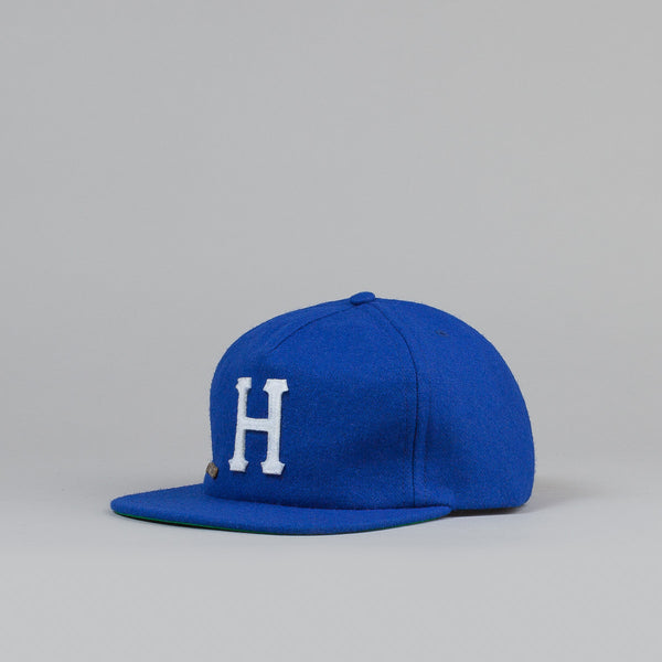HUF Home Field Wool Strapback Cap