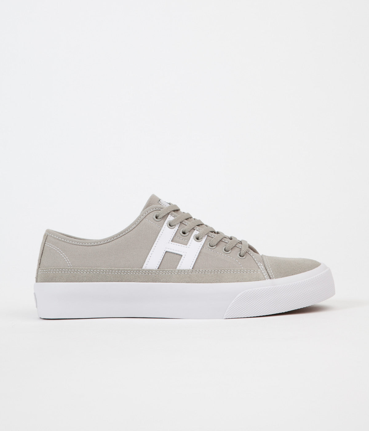 HUF Hupper 2 Lo Shoes - Aluminium