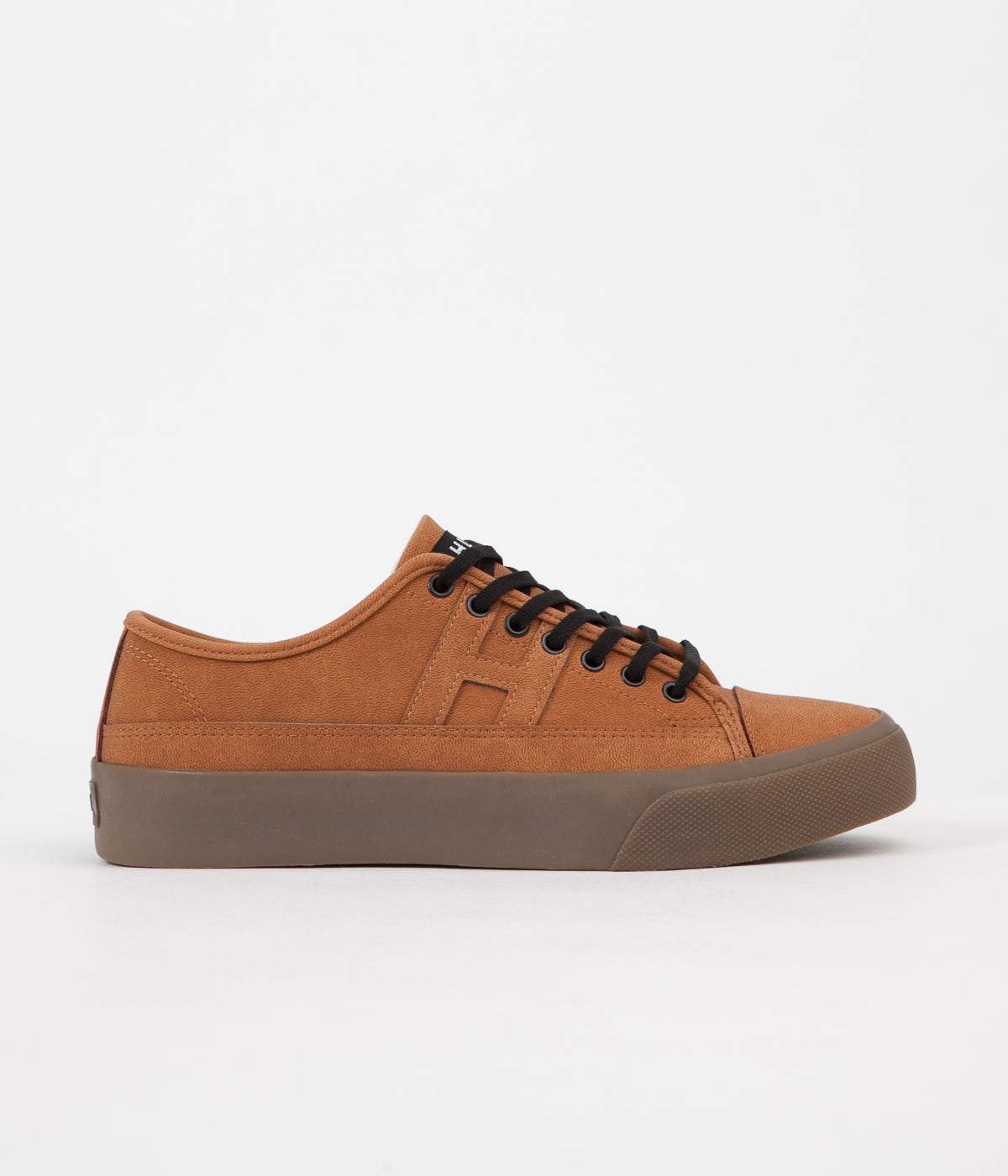 Hupper 2 Lo Trainers In Tan - Tan HUF zevw48L02