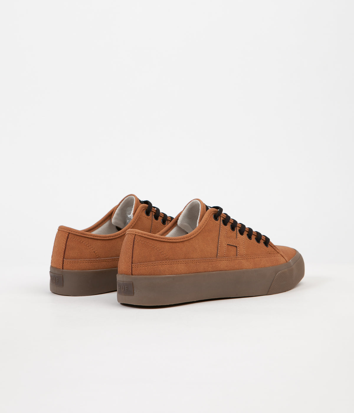 Hupper 2 Lo Trainers In Tan - Tan HUF niZP5c