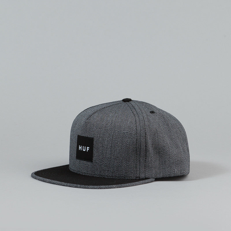 Huf Japanese Speckle Snapback Cap