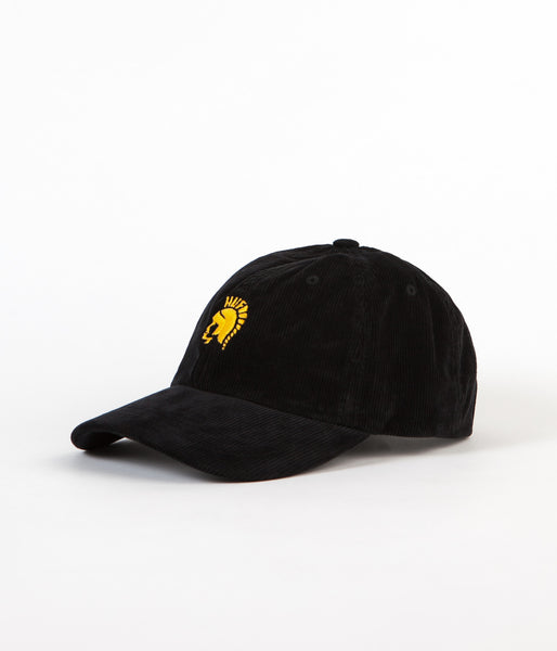HUF Jimmy 6 Panel Cap - Black