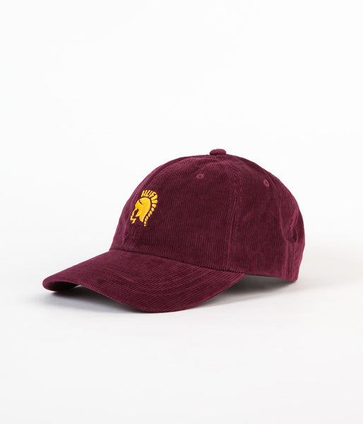 HUF Jimmy 6 Panel Cap - Wine