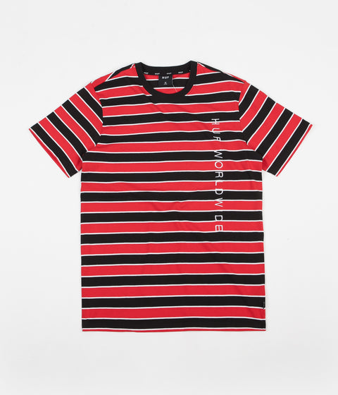 HUF Lexington Knit T-Shirt - Apple