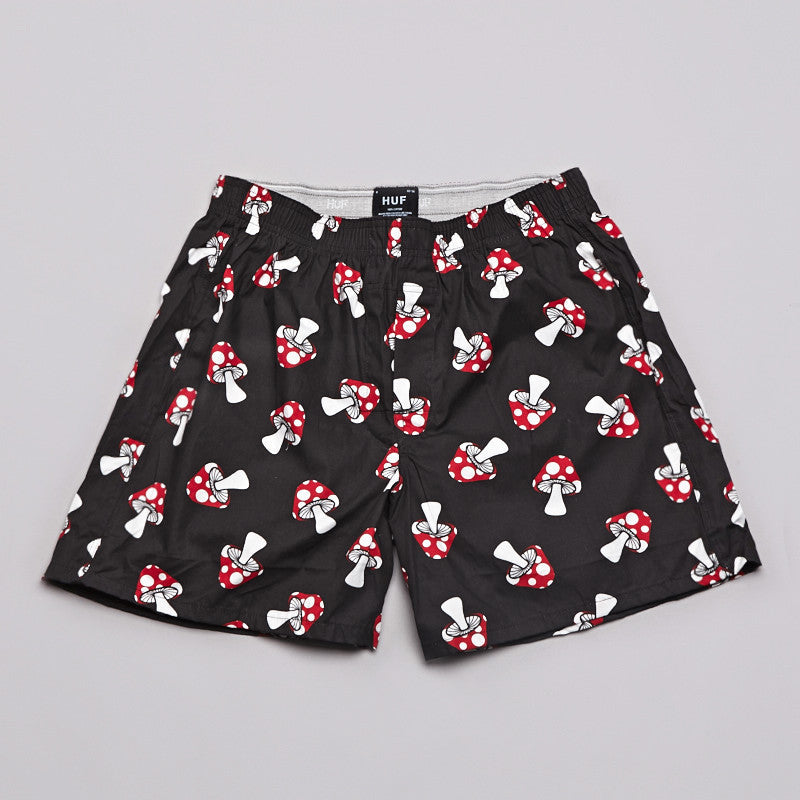 Huf Magic Boxers Black