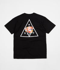 HUF Memorial Triangle T-Shirt - Black