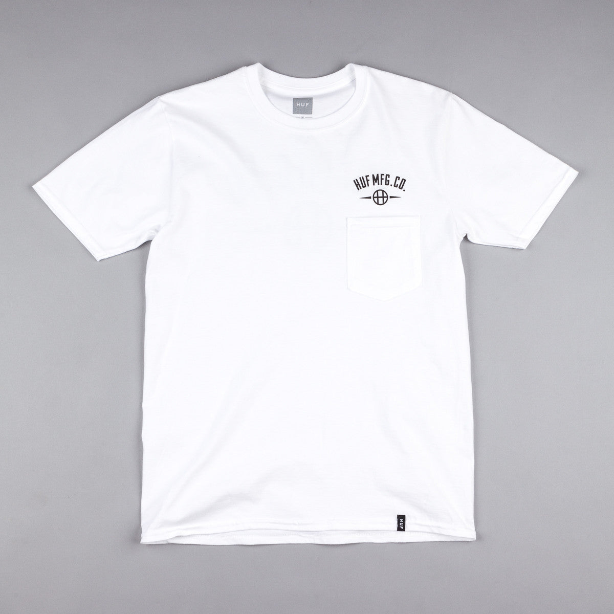 Huf Mfg Station T-Shirt
