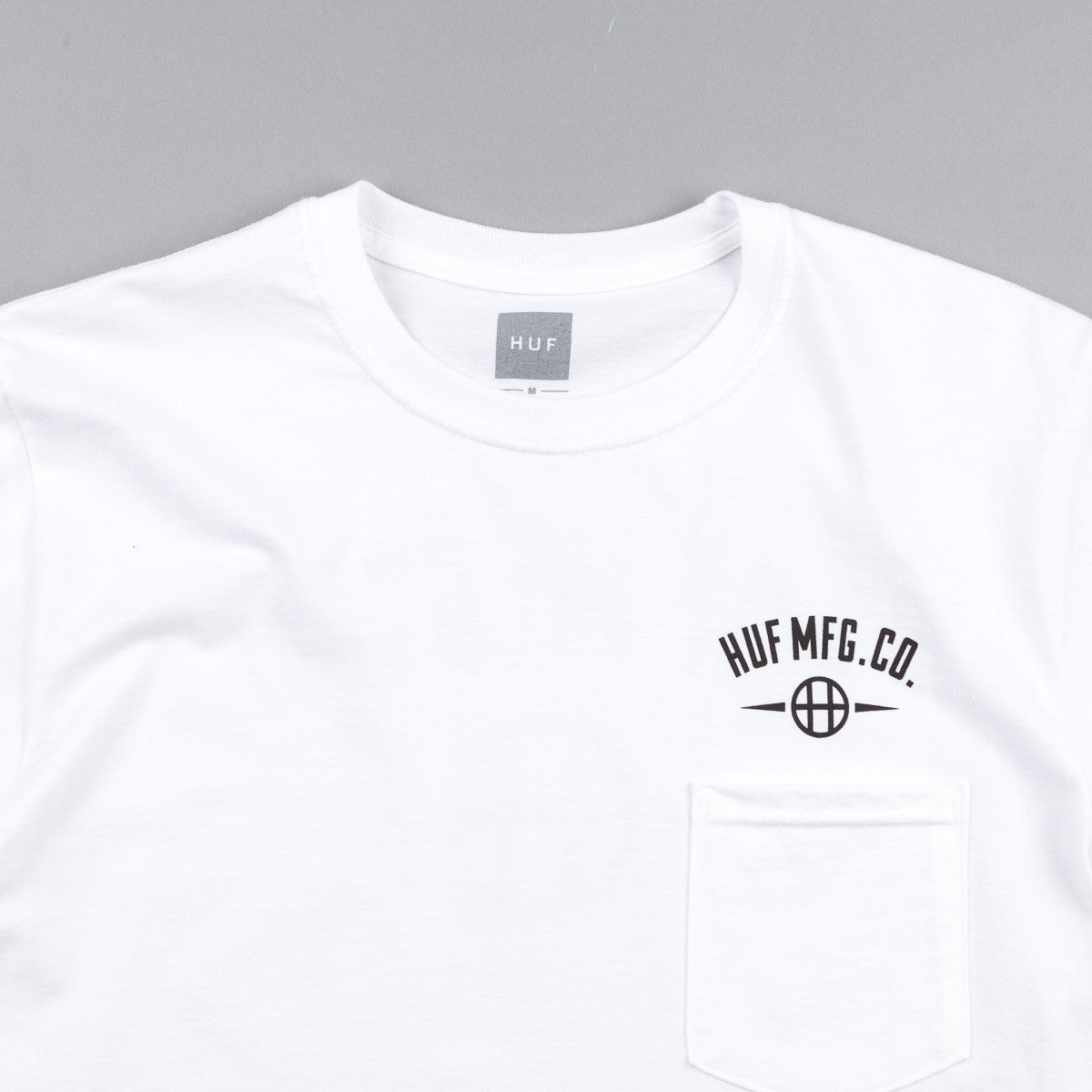 HUF Mfg Station T-Shirt - White