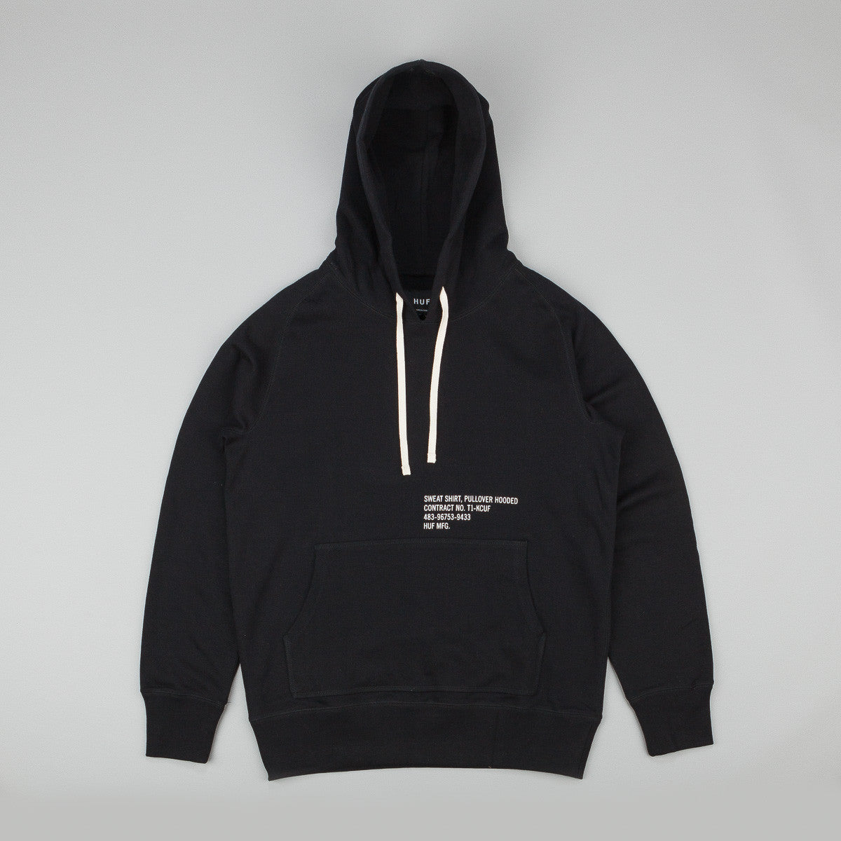 HUF Mil Spec Cadet Hooded Sweatshirt