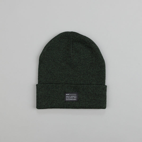 Huf Mixed Yarn Beanie Forest