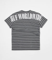 HUF Nevermind Knit T-Shirt - Charcoal