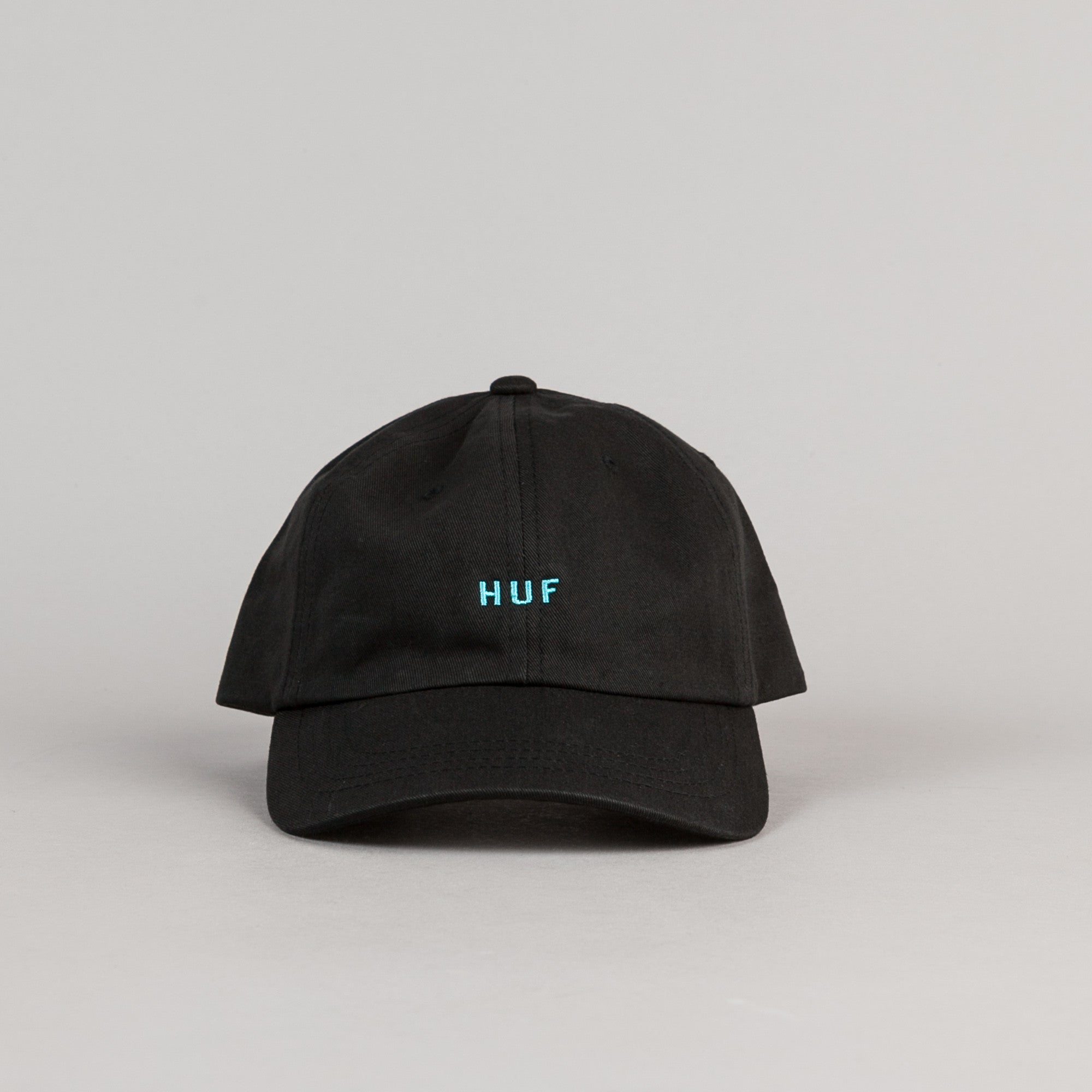 HUF Original Logo Dad Cap - Black