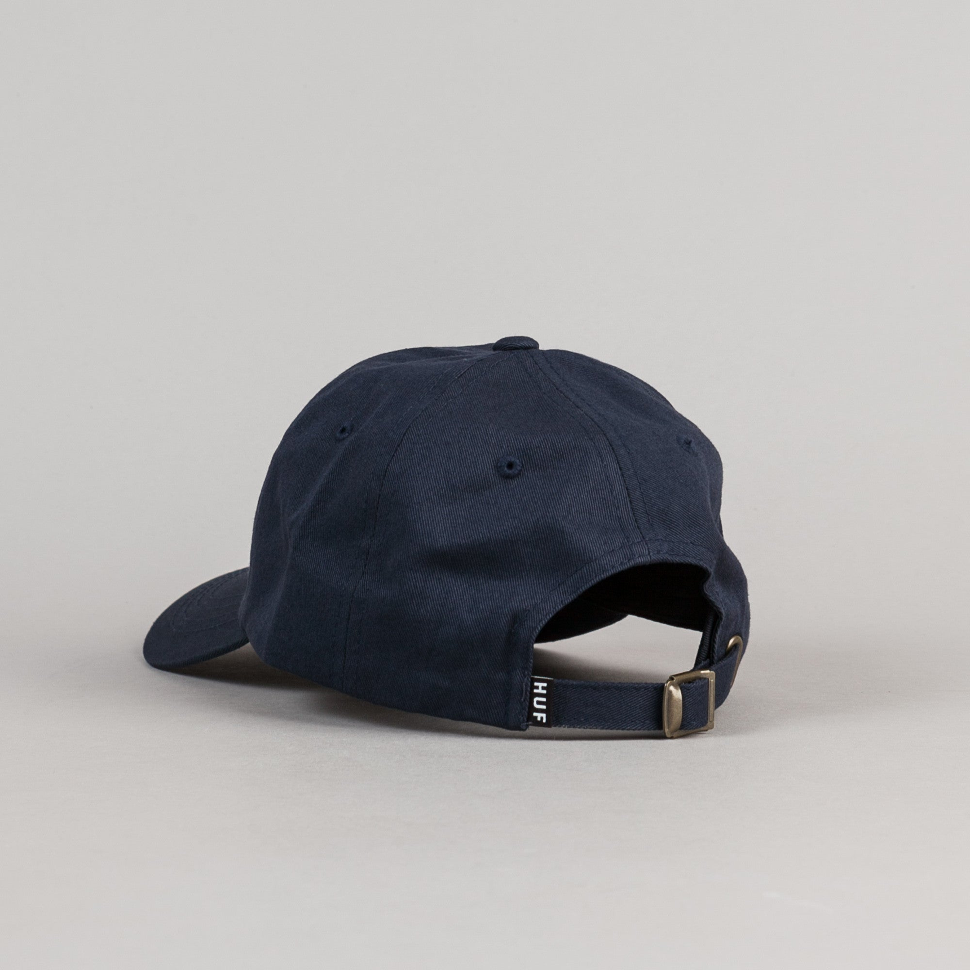 HUF Original Logo Dad Cap - Navy