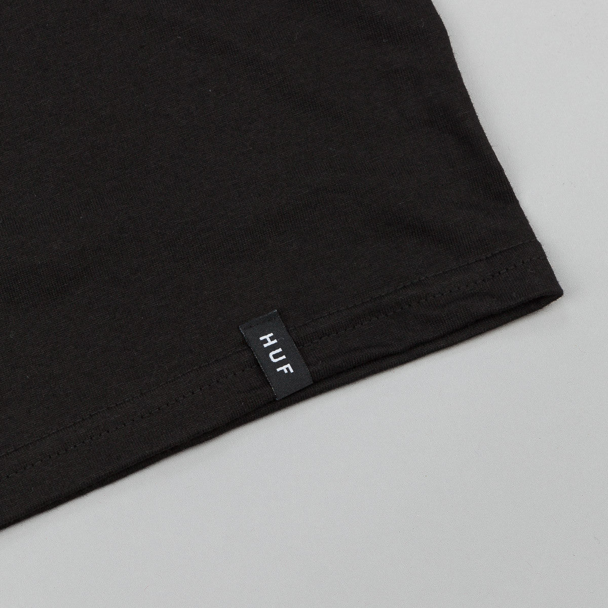 HUF Original Logo T-Shirt - Black / Camo