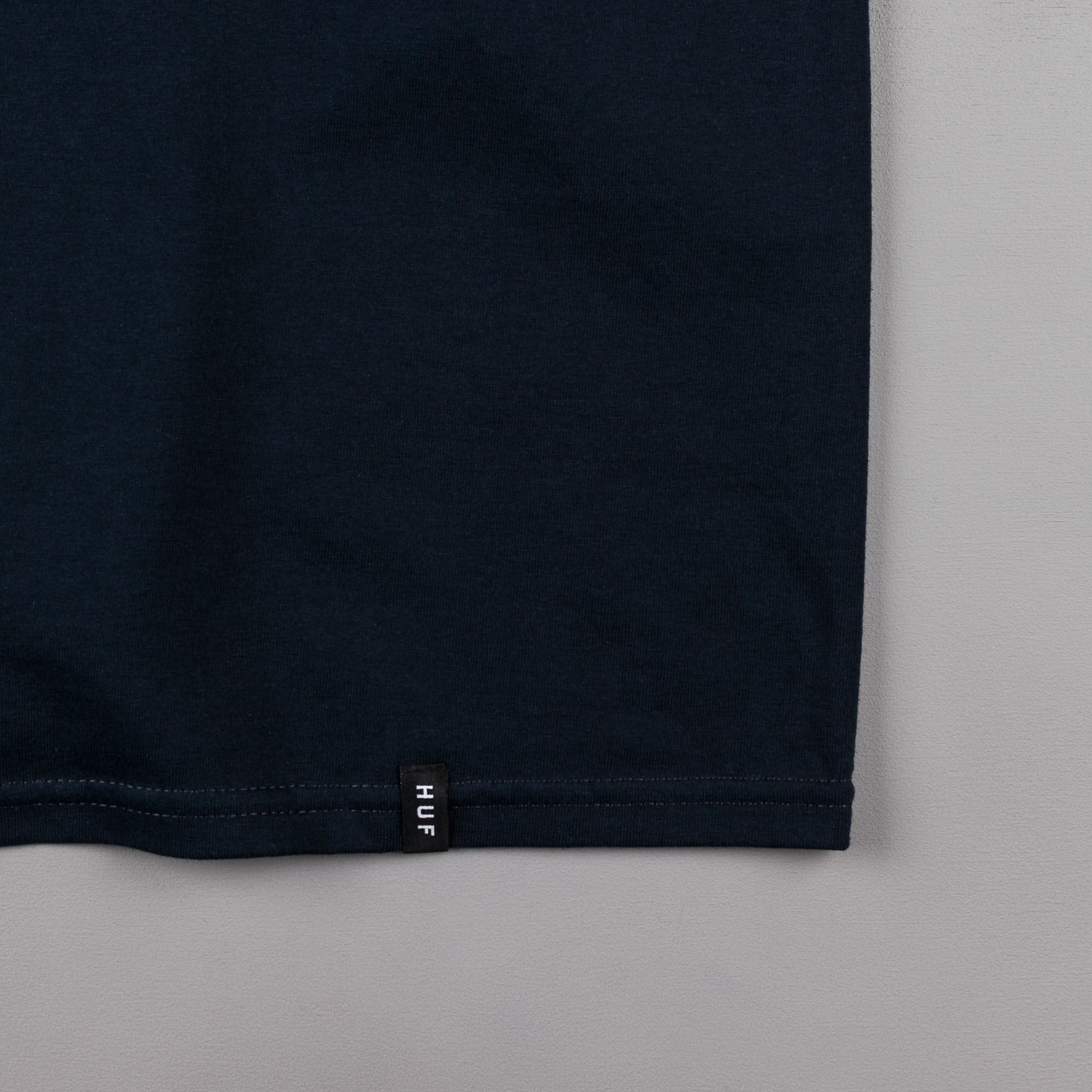 HUF Original Logo T-Shirt - Navy