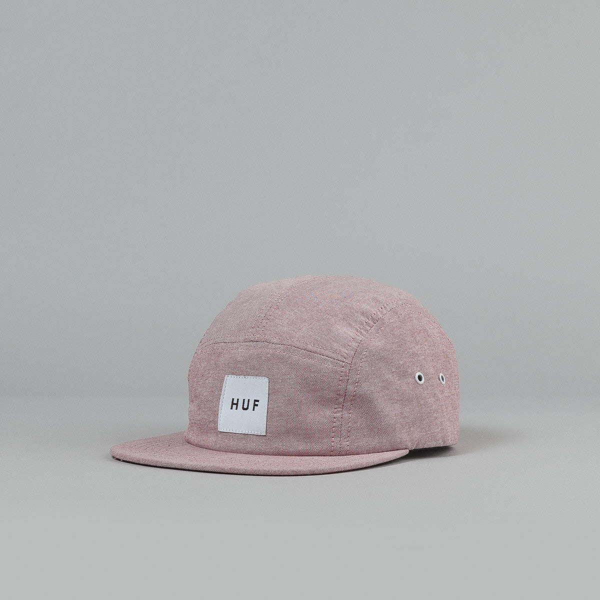 Huf Oxford Box Logo 5 Panel Cap