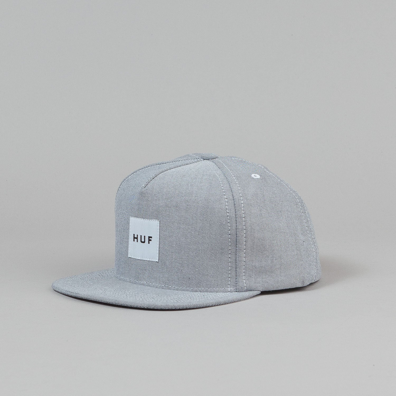 Huf Oxford Box Logo Snapback