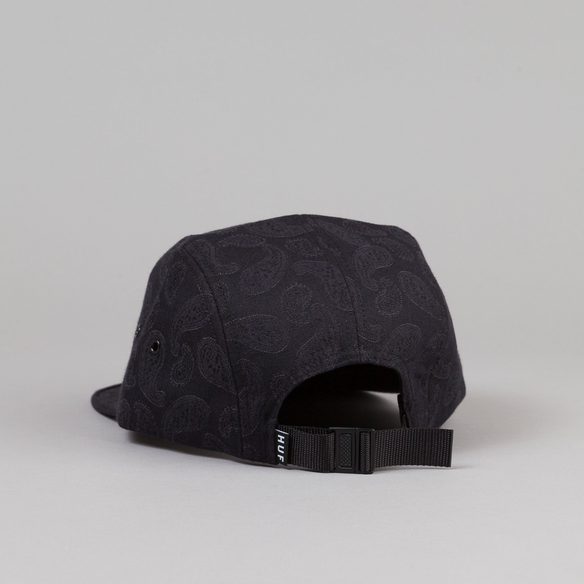 HUF Paisley Volley Cap Black