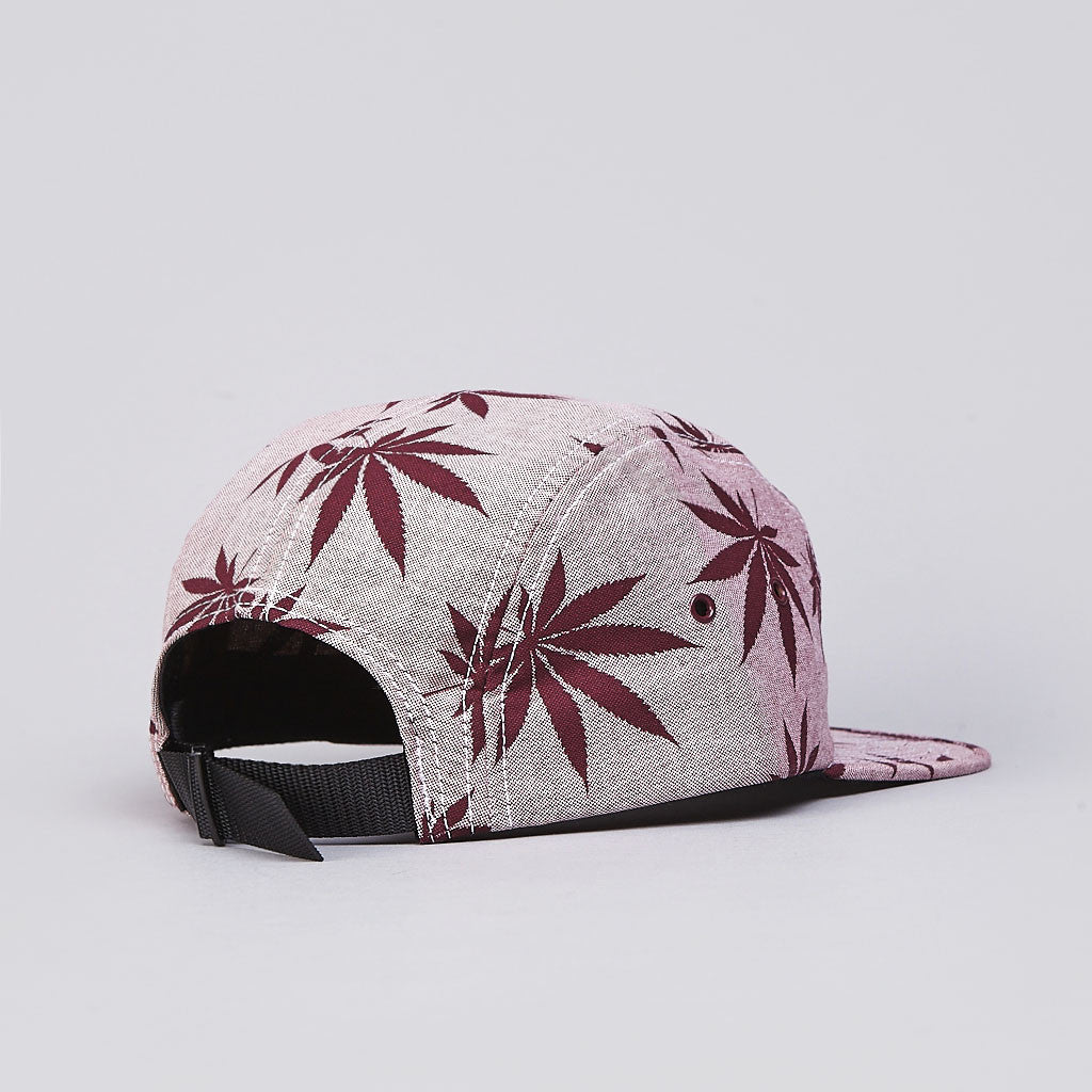 HUF Plantlife Volley Cap Red