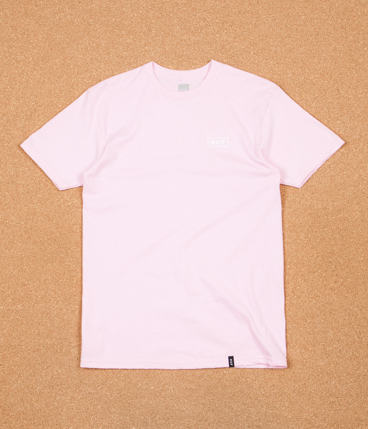 HUF Puff Bar Logo T-Shirt - Pink