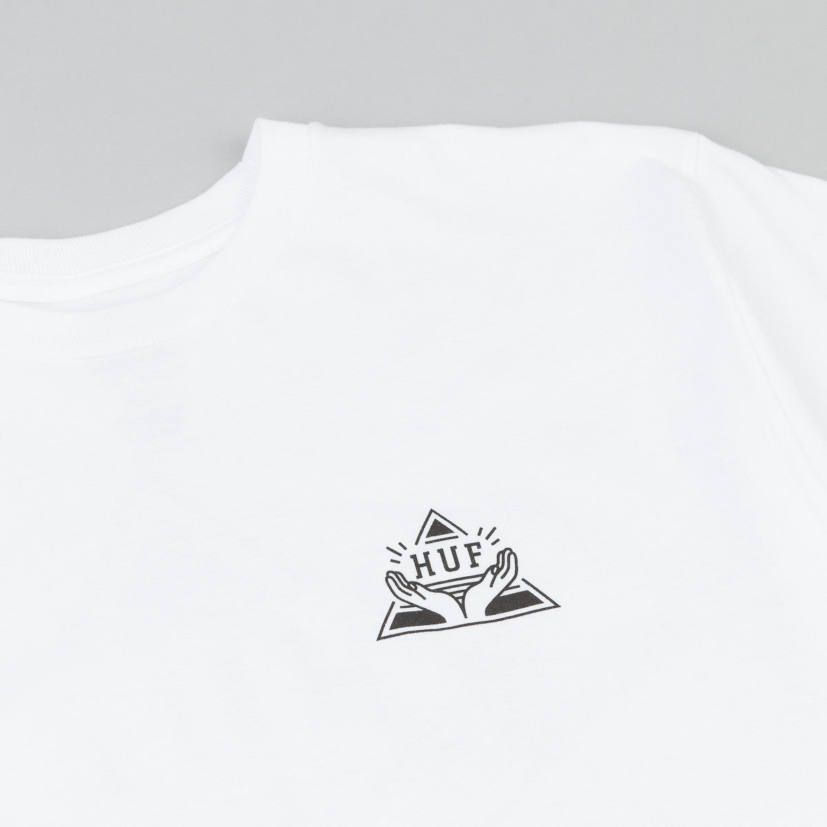 HUF Pyramid T-Shirt - White