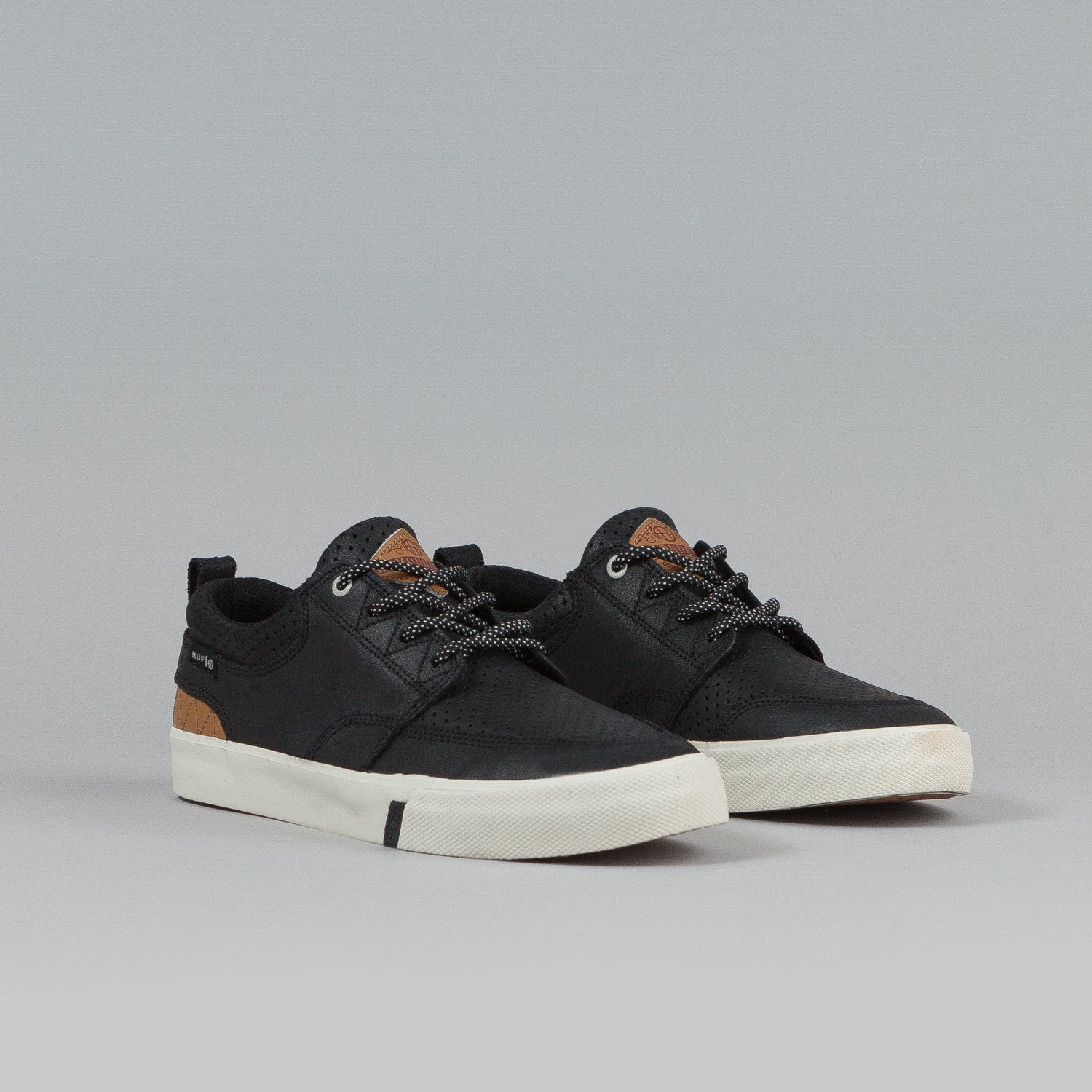 HUF Ramondetta Pro Shoes Black / Hide