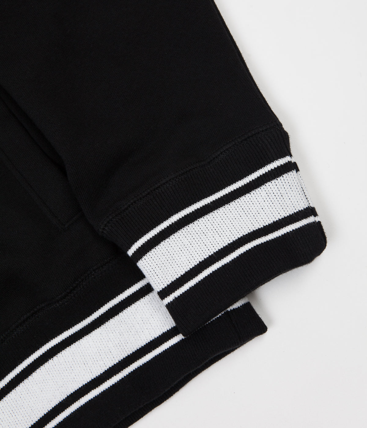 HUF Relay French Terry Hoodie - Black