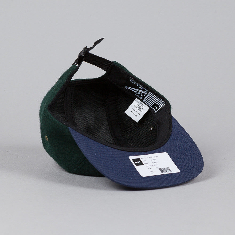 HUF Script Volley Cap Hunter