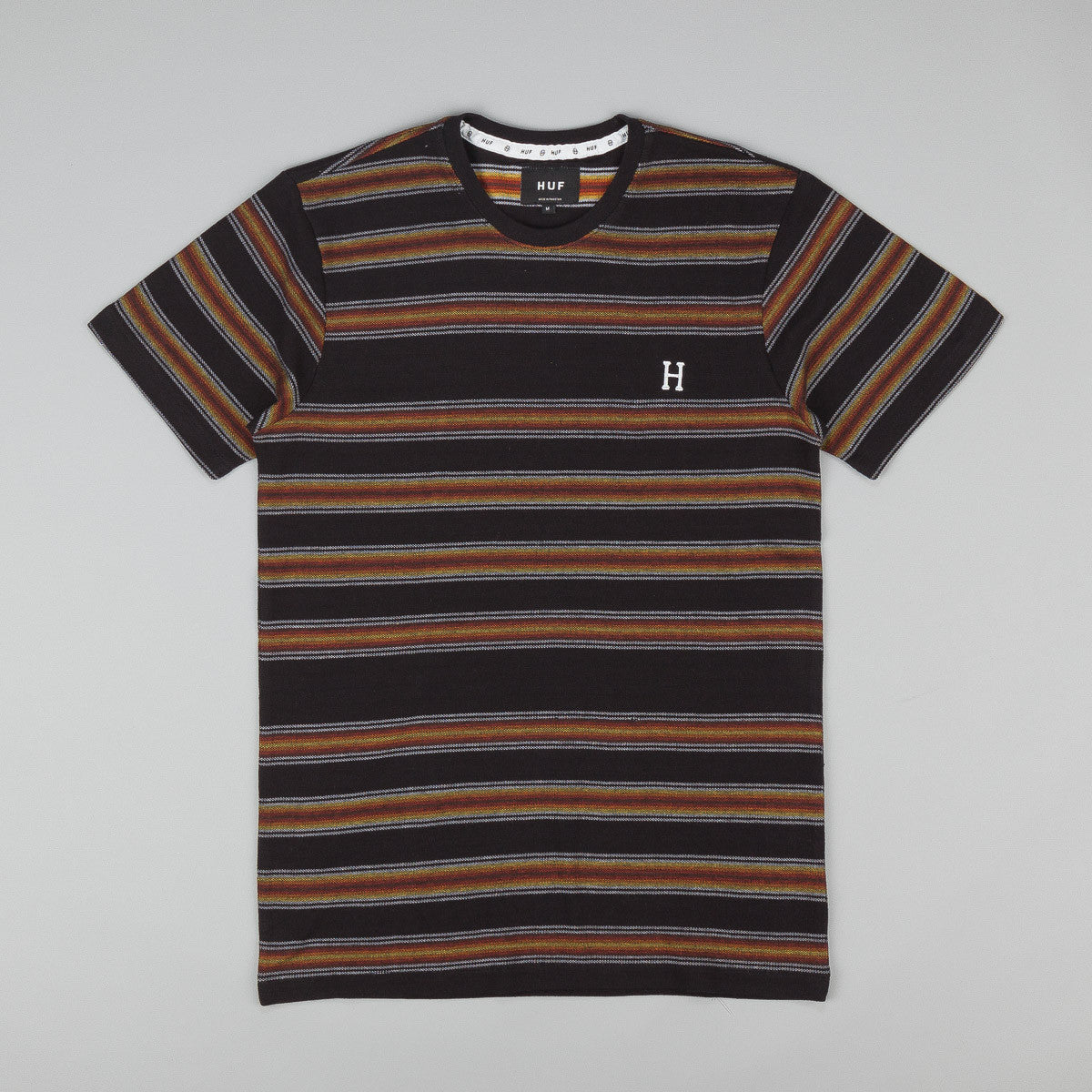 HUF Serape T-Shirt - Black