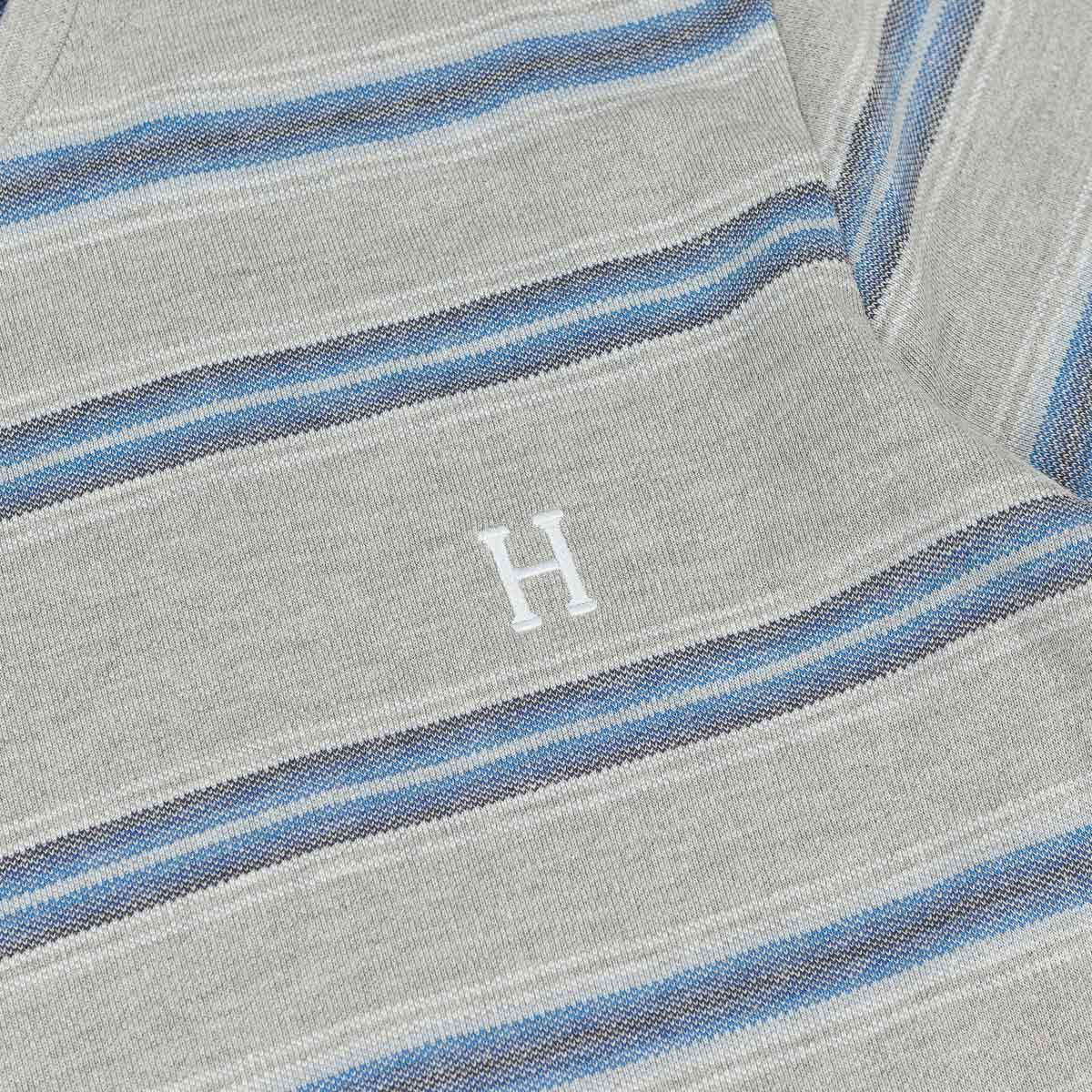 HUF Serape T-Shirt - Heather Grey