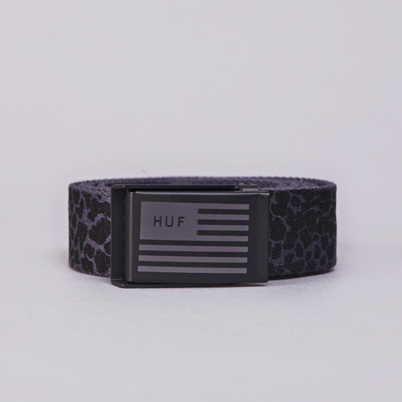 Huf Shell Shock Scout Belt Black Shell Shock