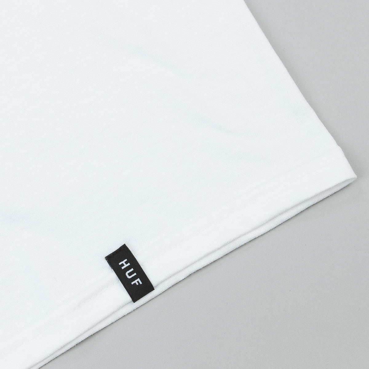 HUF Skyline Box Logo T-Shirt - White