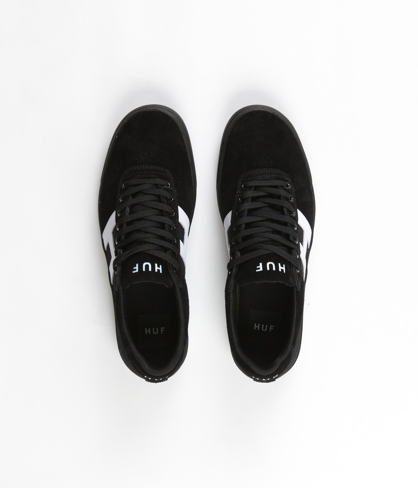 HUF Soto Shoes - Black / White