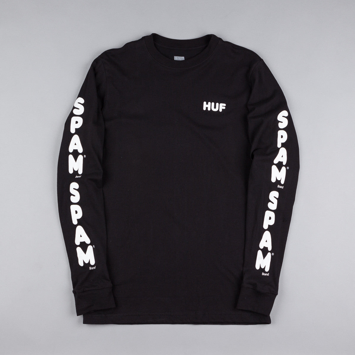 Huf Spam Long Sleeve T-Shirt