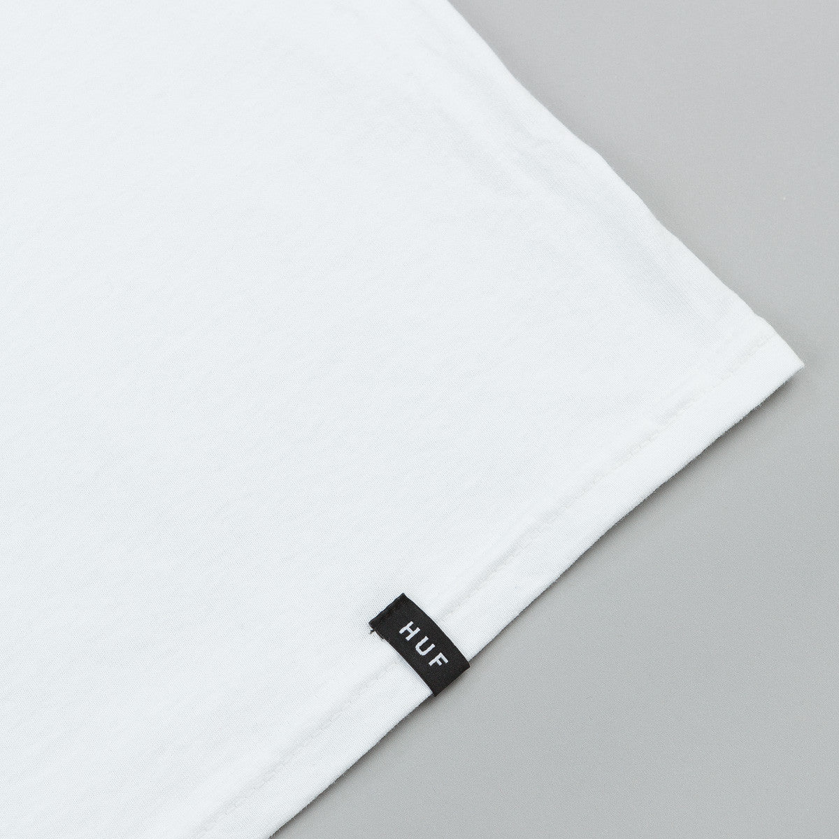 HUF Splatter Box Logo T-Shirt - White