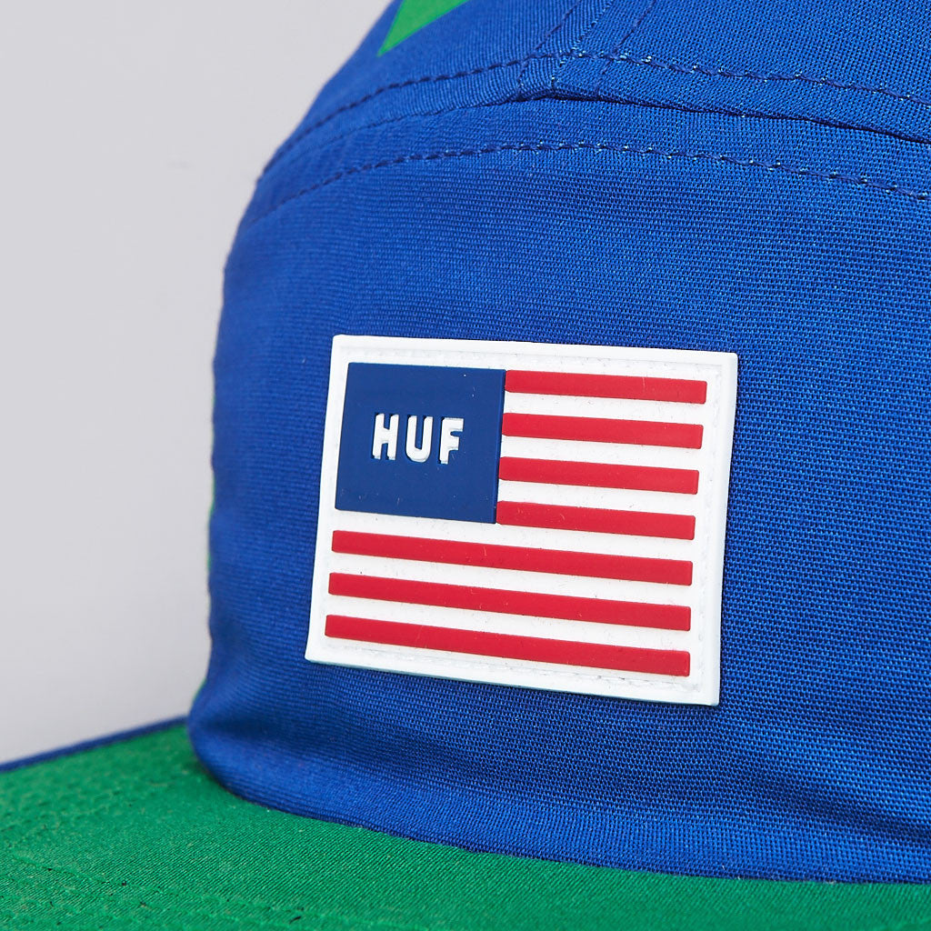 HUF Sport Volley Cap Green