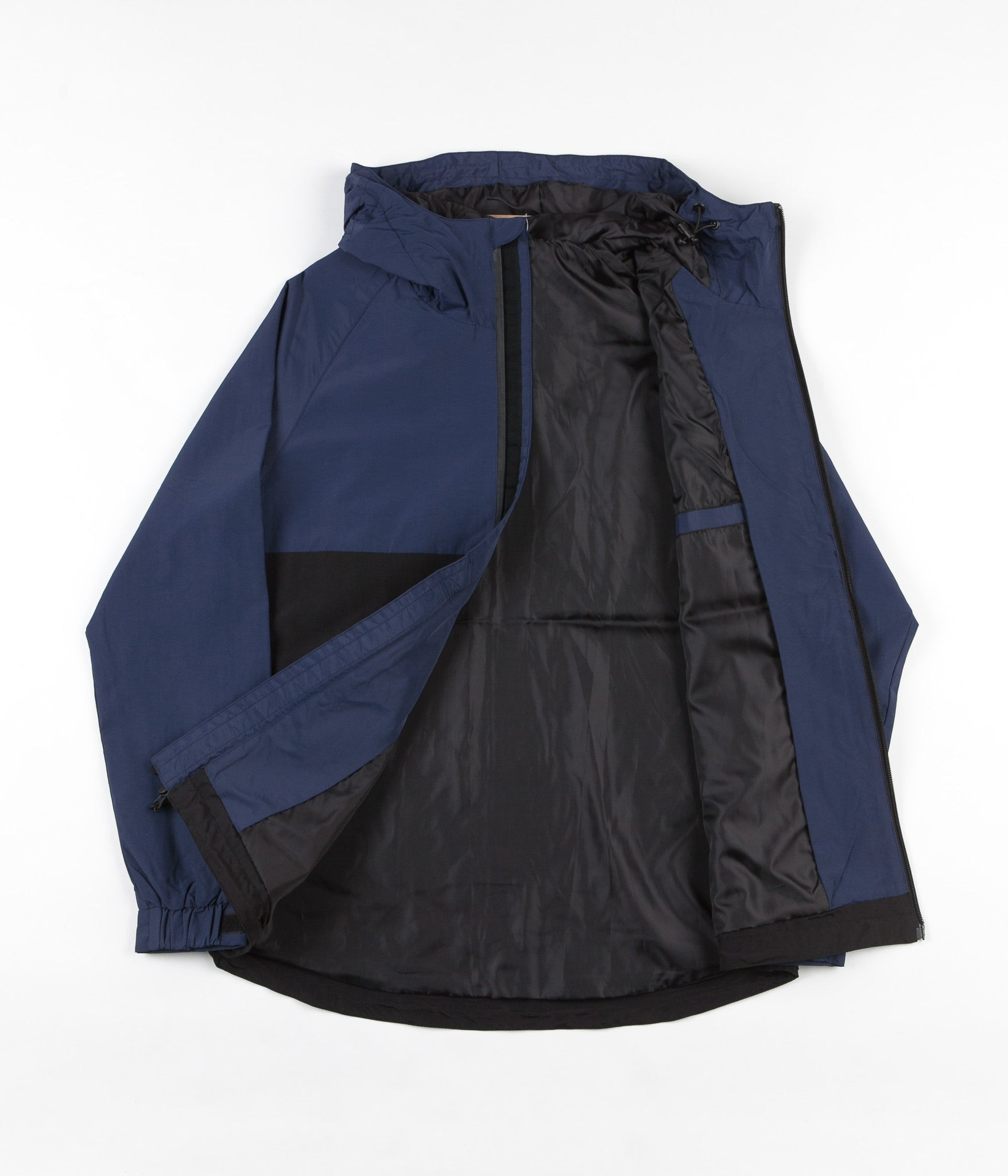 HUF Standard Shell Jacket - Navy / Black