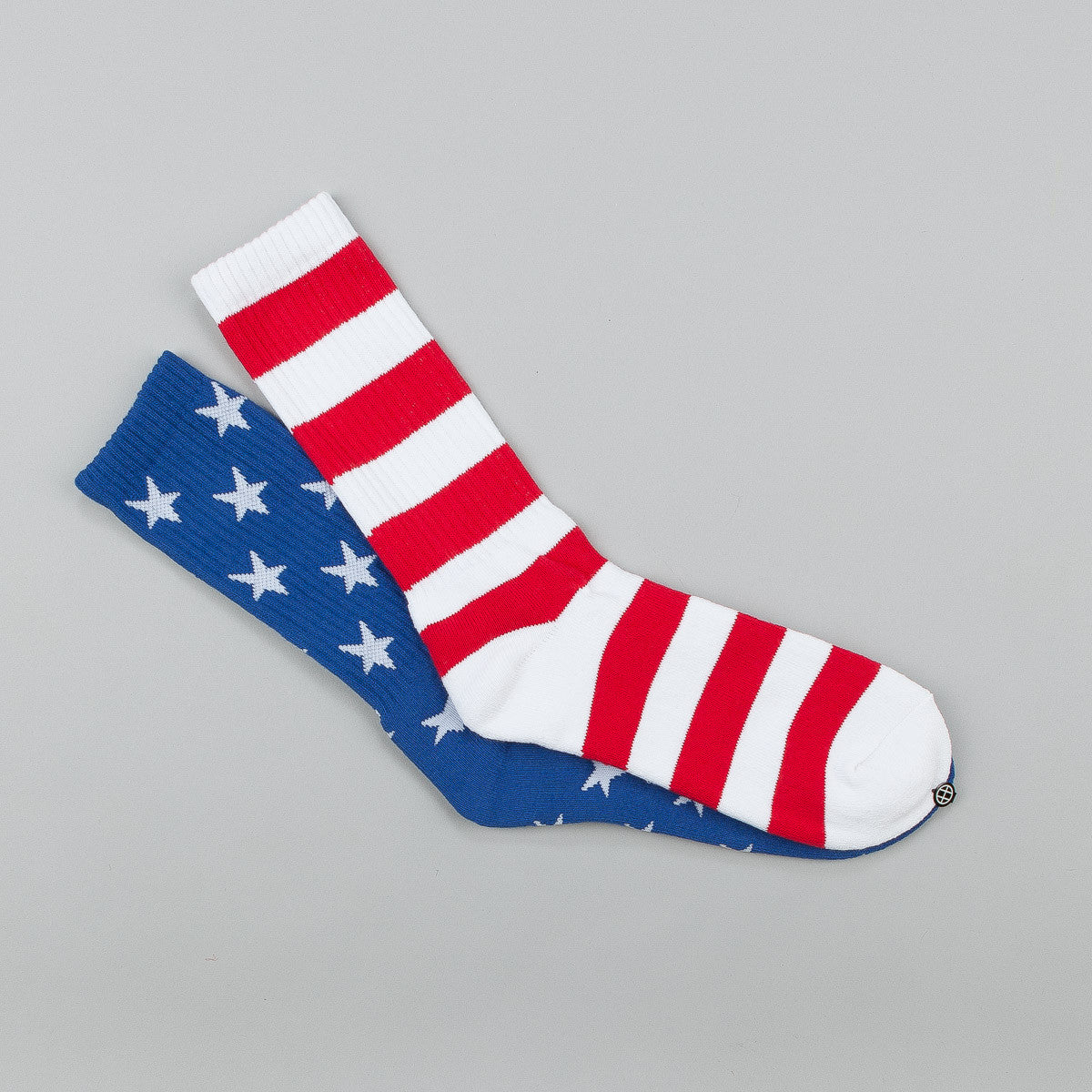 HUF Stars and Stripes Socks - Red / White / Blue