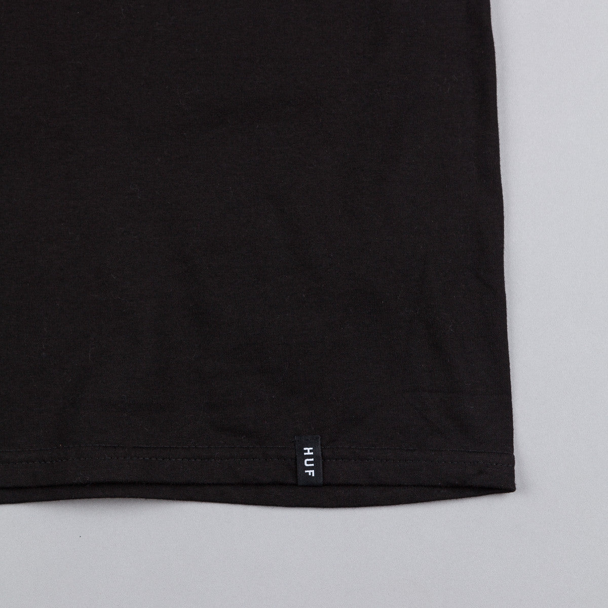 HUF Stoops Worldwide T-Shirt - Black