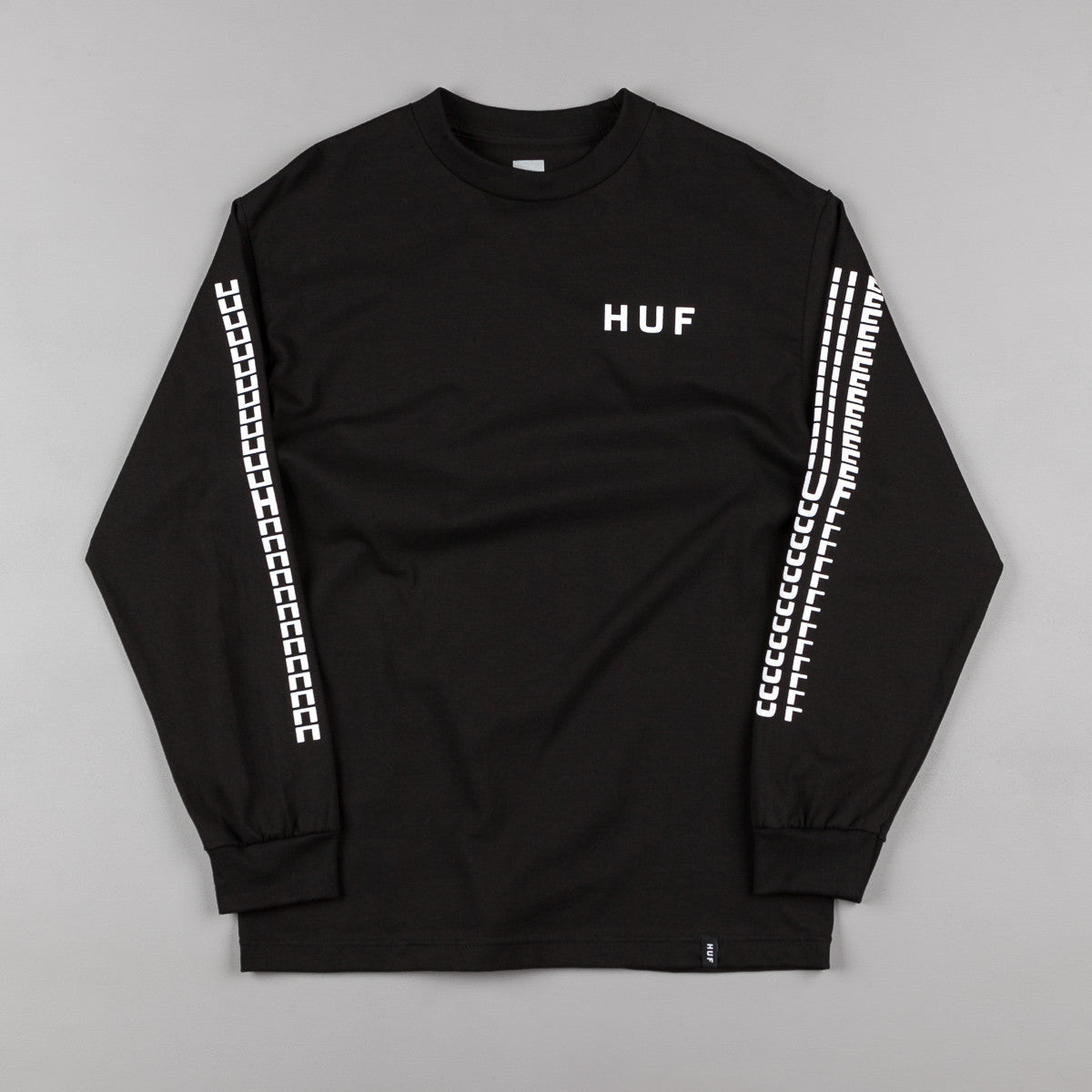 HUF Sante Long Sleeve T-Shirt - Black