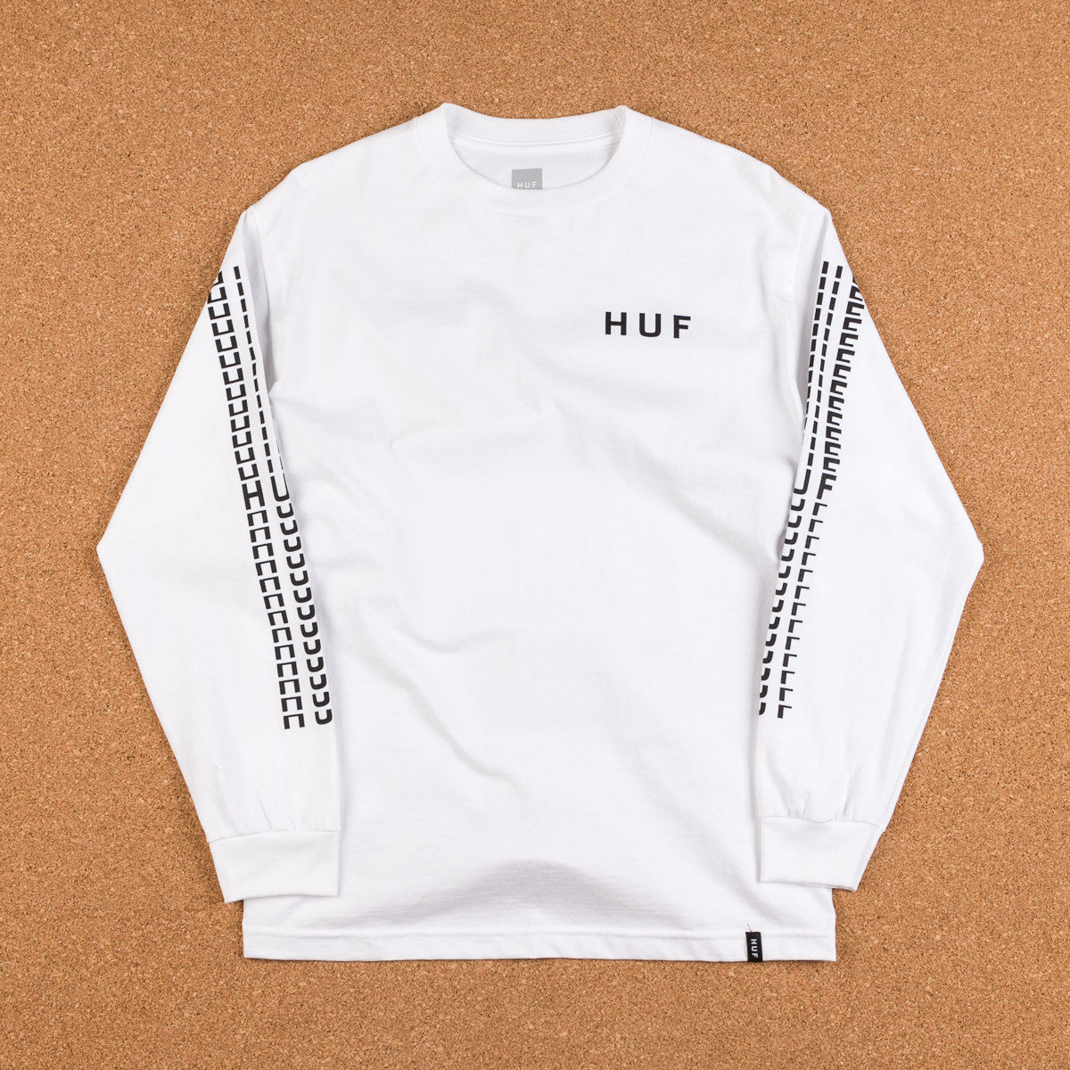 HUF Sante Long Sleeve T-Shirt - White