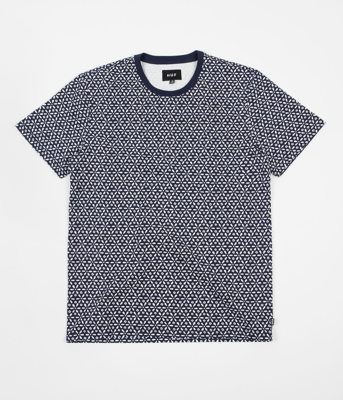 HUF Surfs Down T-Shirt - Navy