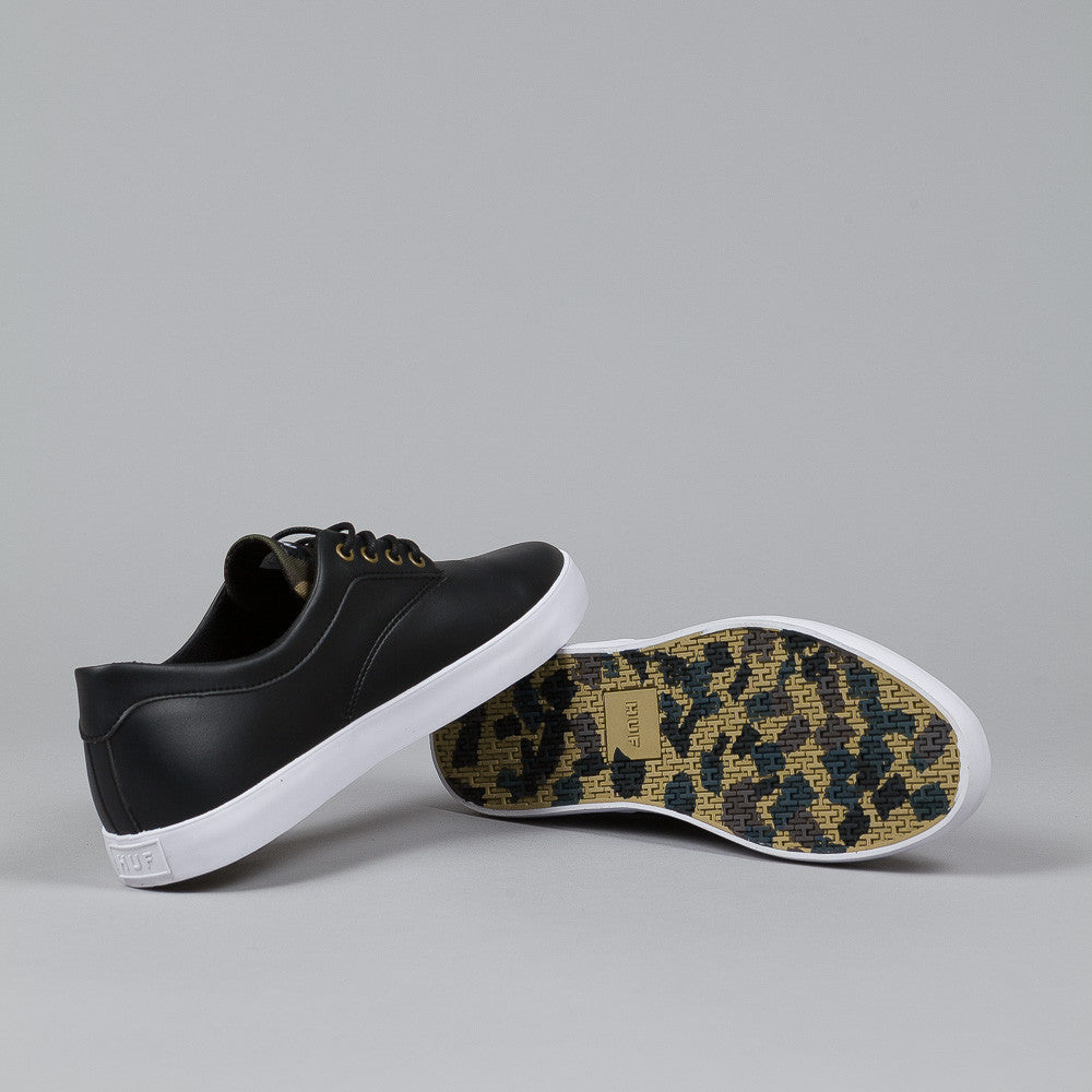 HUF Sutter Shoes Black / Camo
